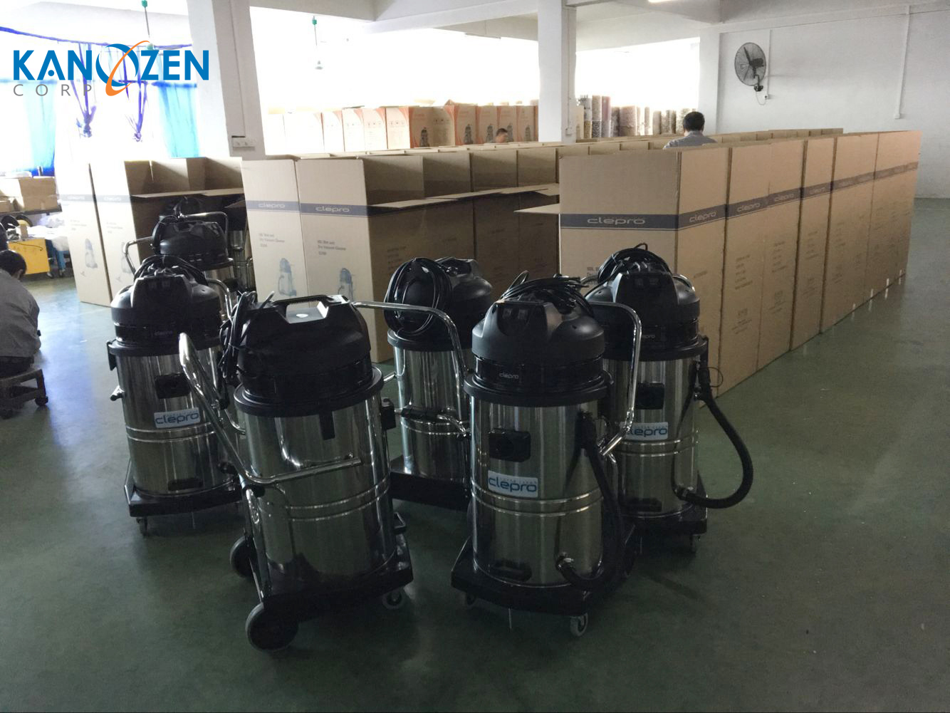 Vacuum Cleaners clepro